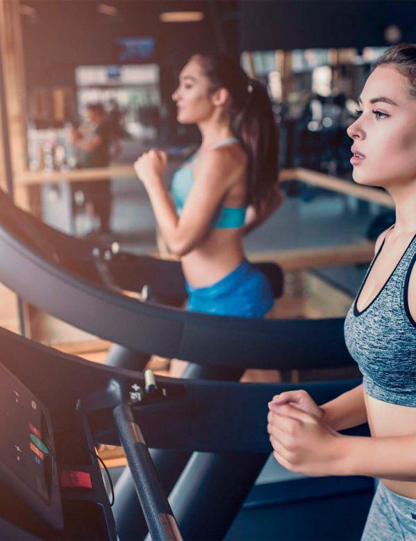 Zona de ejercicio aeróbico