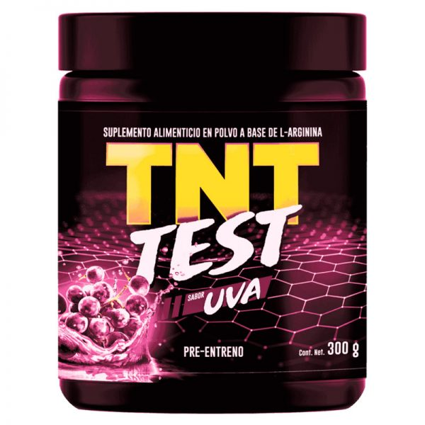 ADVANCE NUTRITION TNT TEST